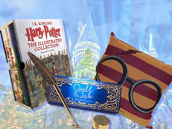 Holiday Gifts for the Harry Potter Fan 2019