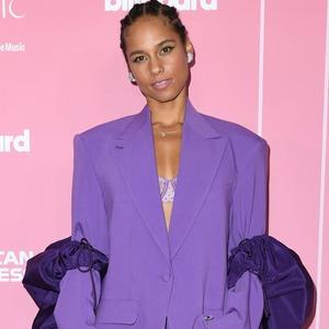 Alicia Keys, 2019 Billboard Women in Music, Red Carpet Fashion