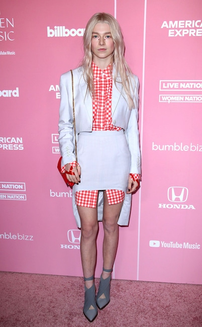 Hunter Schafer, 2019 Billboard Women in Music, Red Carpet Fashion