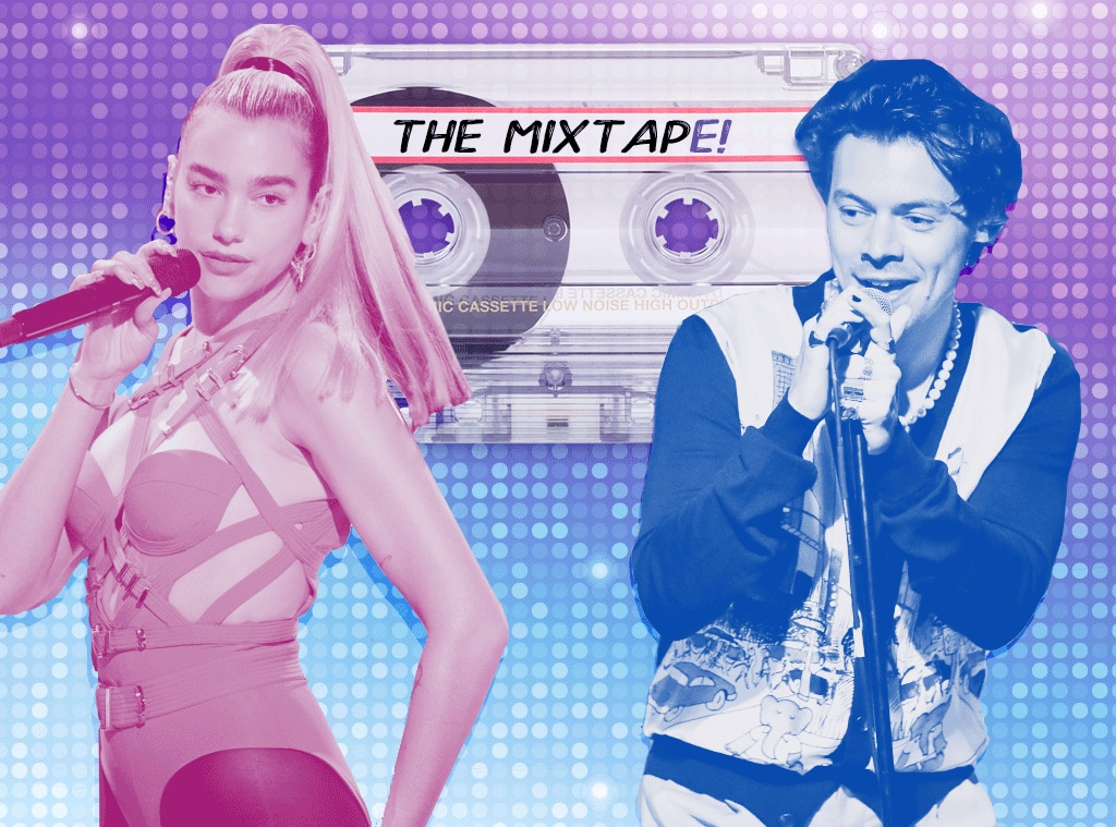 The MixtapE!, Dua Lipa, Harry Styles
