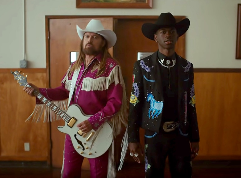 Lil Was X, Billy Ray Cyrus, Old Town Road, 30 Biggest Music Moments