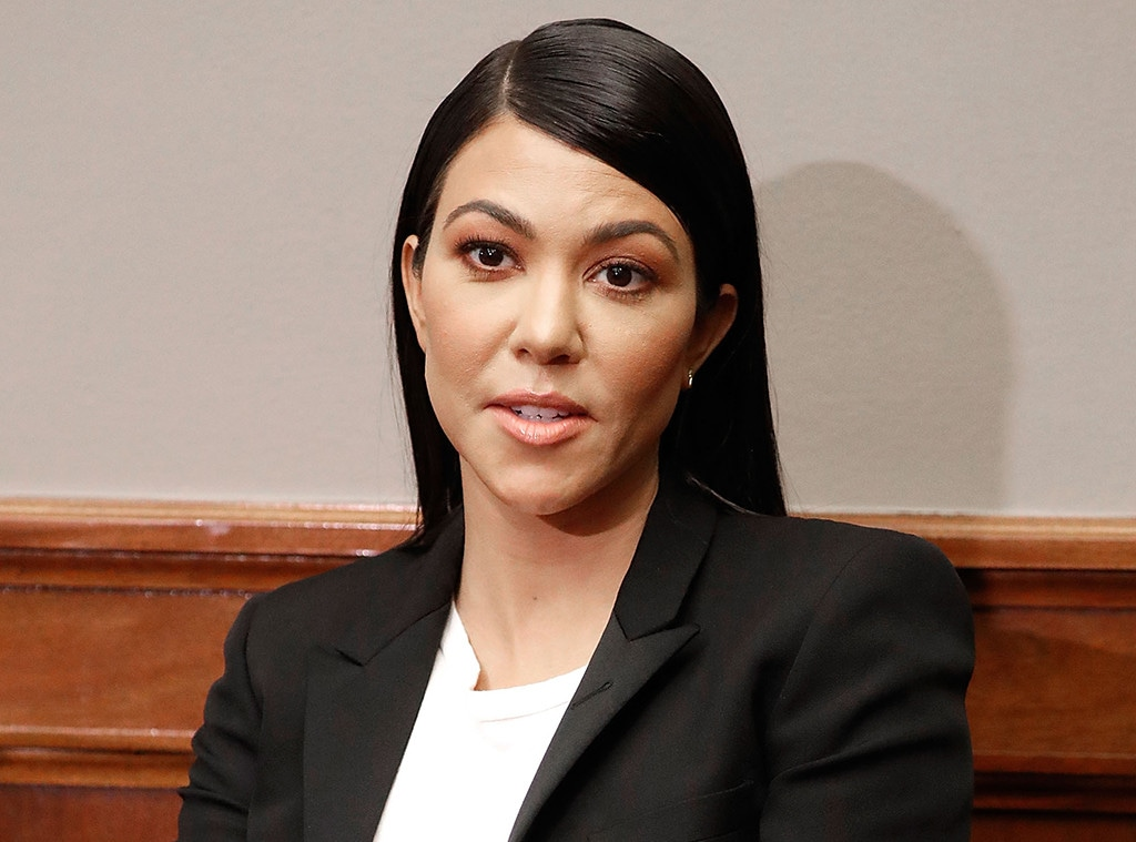 Kardashian End of Decade Moments - Kourtney Kardashian Capitol Hill