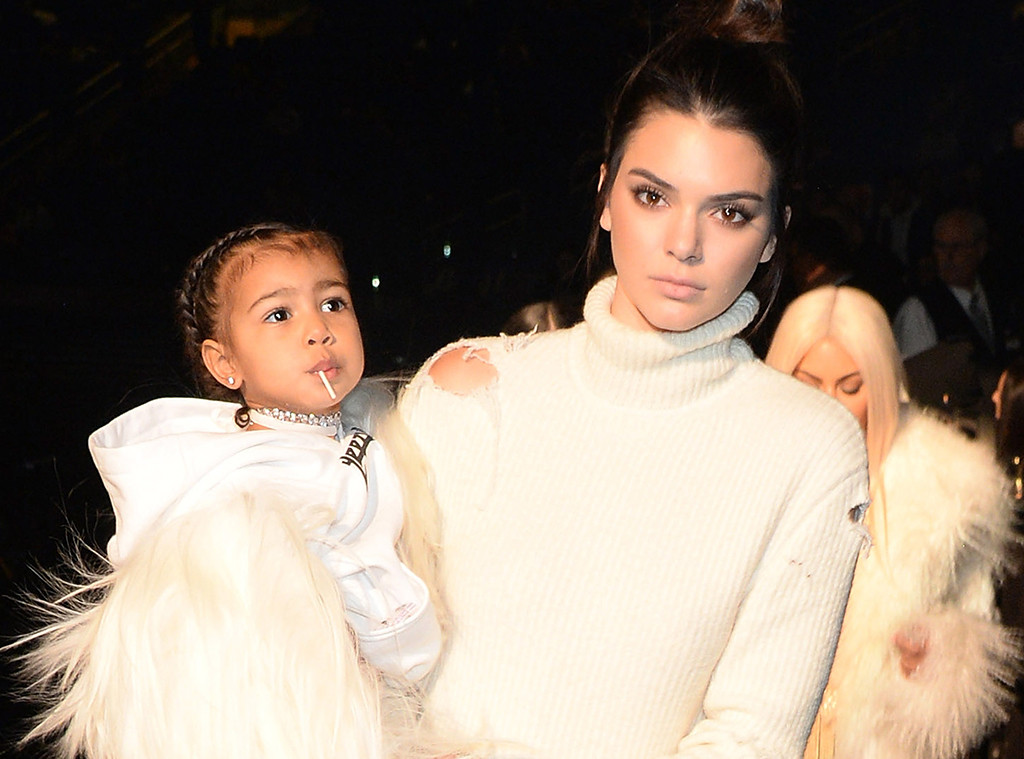 Kardashian End of Decade Moments - Kendall Jenner, North West