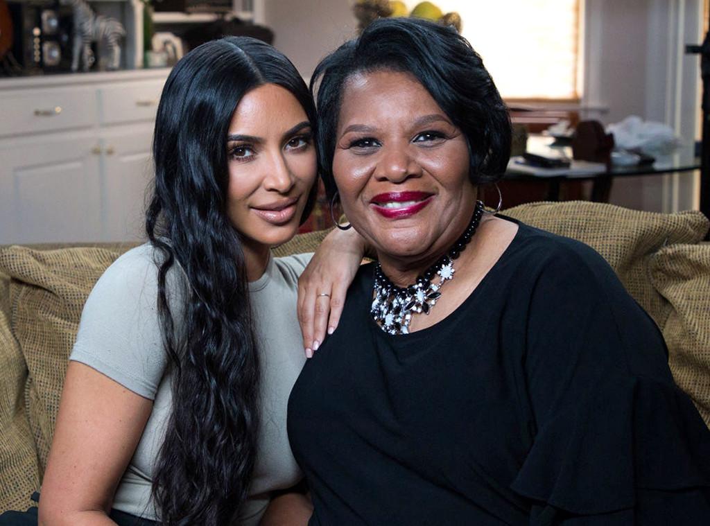 Kim Kardashian, Alice Johnson, Kardashian End of Decade Moments