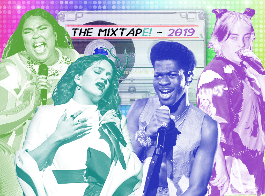 The MixtapE!, 2019 Review, Lizzo, Lil Nas X, Rosalia, Billie Eilish