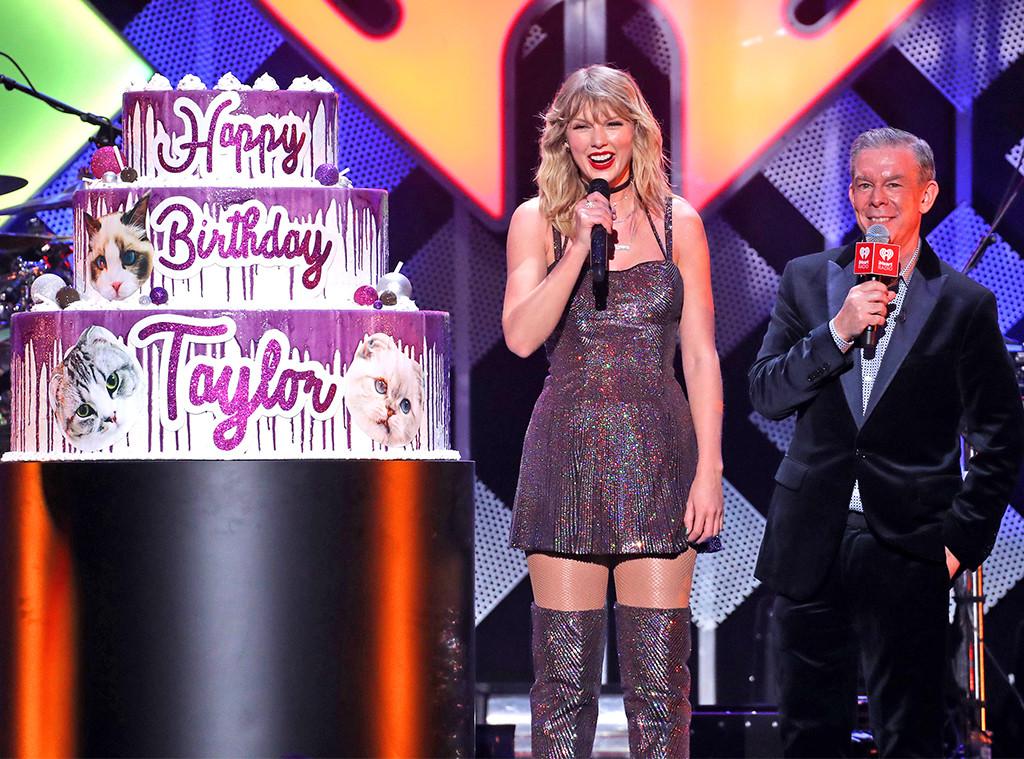 Taylor Swift, trentesimo compleanno, Jingle Ball
