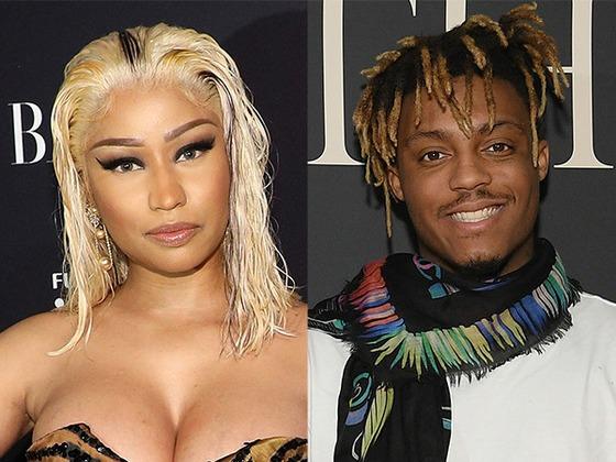 Nicki Minaj Pays Tribute to Late Juice Wrld In Emotional Billboard Women in Music Awards Speech