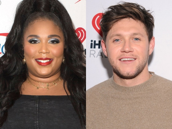 Lizzo Used This Juicy Pick-Up Line To Make Niall Horan Blush