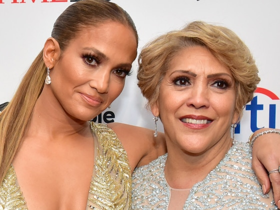 Jennifer Lopez's Mom Proves Serious Dance Moves Run in the Family