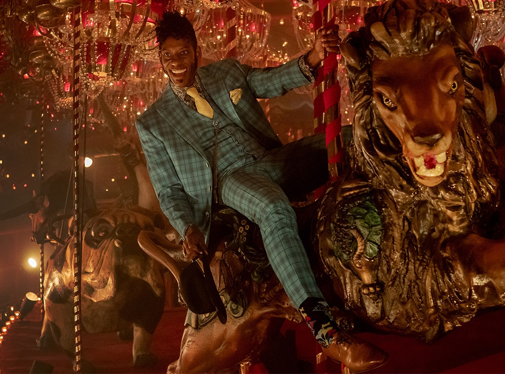 Orlando Jones candidly shares that he's been fired from American Gods