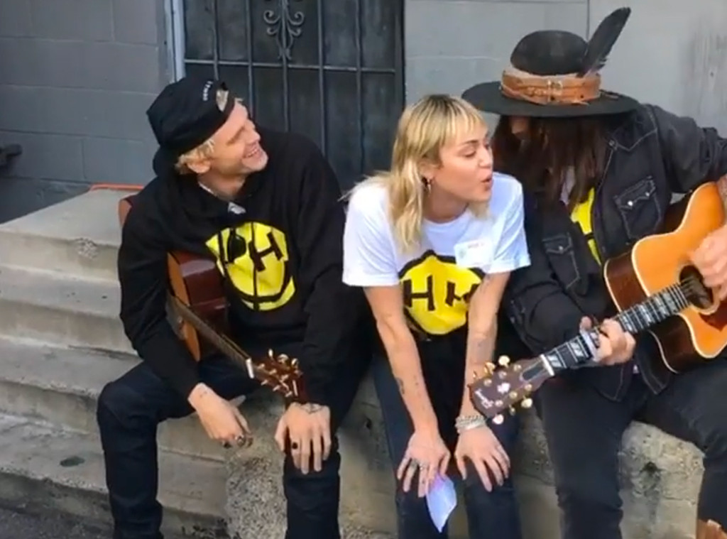 Cody Simpson, Miley Cyrus, Billy Ray Cyrus, Old Town Road