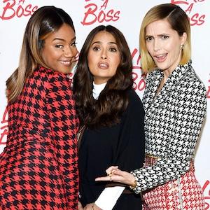 Tiffany Haddish, Salma Hayek, Rose Byrne