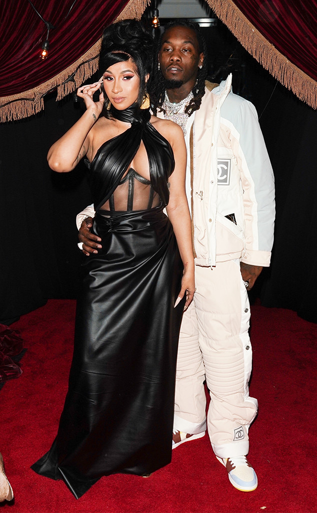 Cardi B Offset Could Be Fully Back Together Very Soon: Cardi B Makes It Rain $500,000 At Offset's 28th Birthday