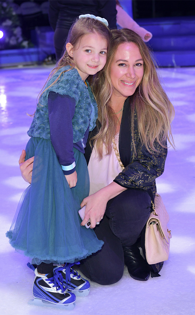 Disney On Ice, Haylie Duff, Ryan Ava Erhard