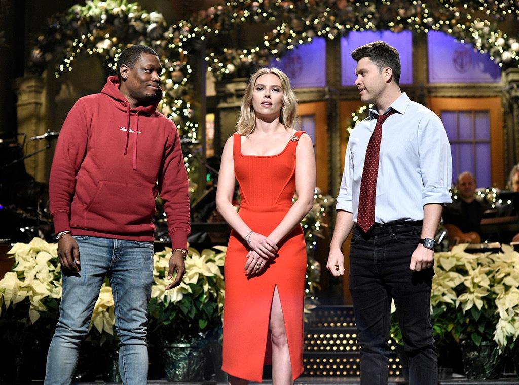 Scarlett Johansson, SNL