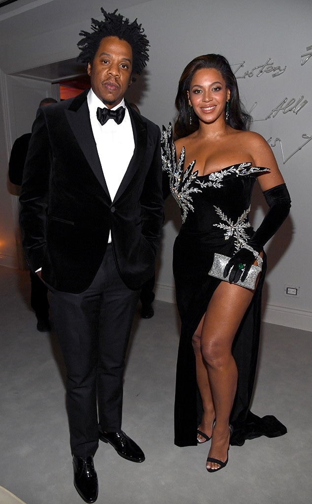 Jay-Z, Beyoncé, Sean Combs 50th Birthday Bash