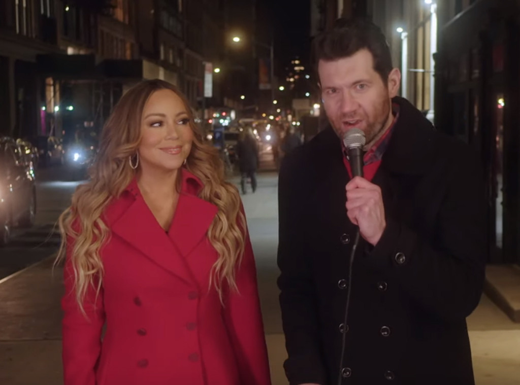 Mariah Carey, Billy on the Street