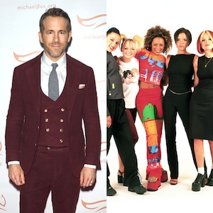 Ryan Reynolds, Spice Girls
