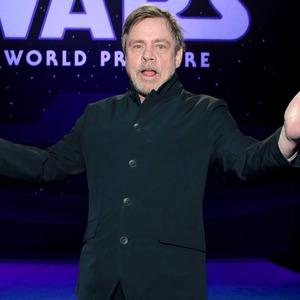 Mark Hamill, Star Wars: The Rise of Skywalker premiere