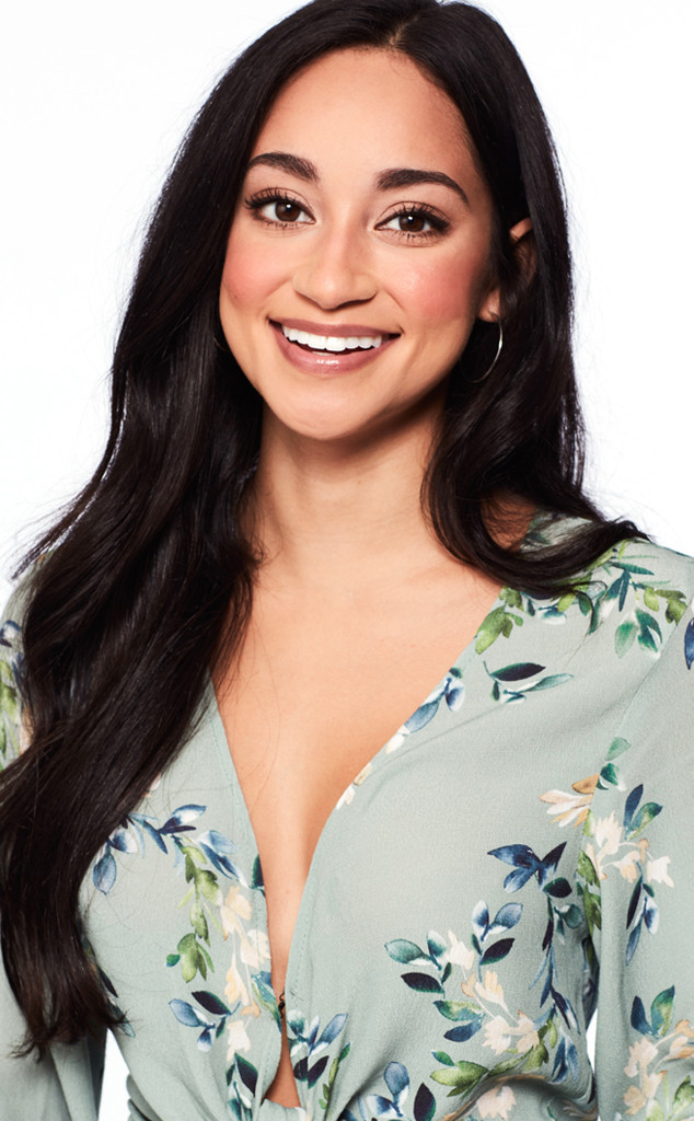 Victoria F, The Bachelor, Widget