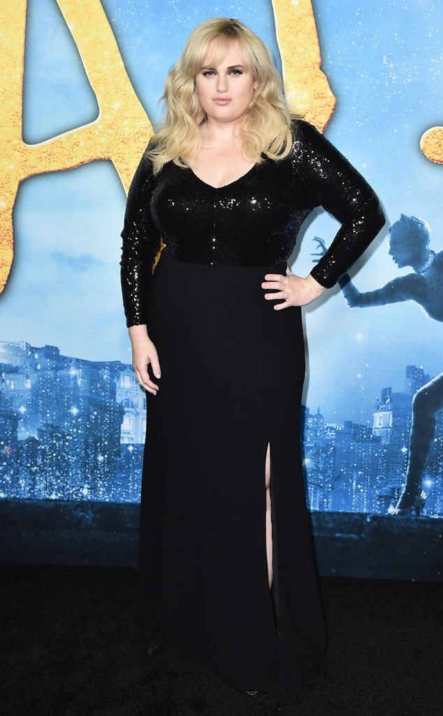Rebel Wilson, Cats premiere