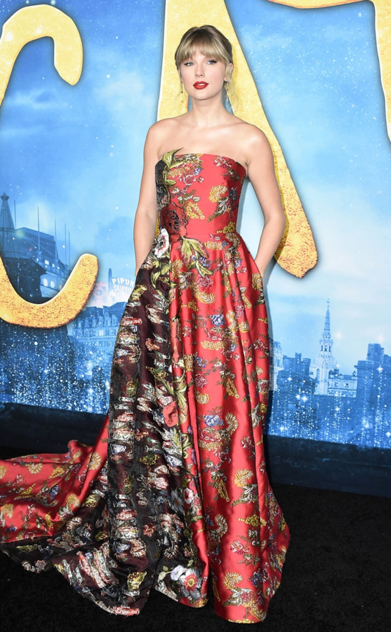 Taylor Swift, Cats premiere