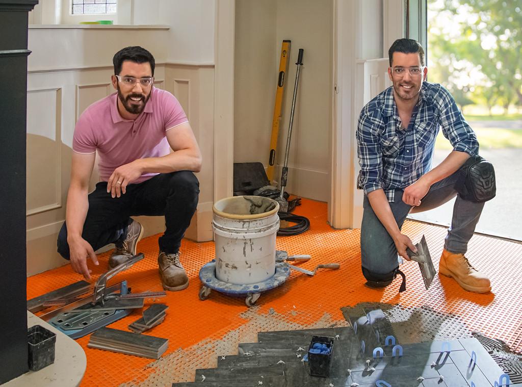 Property Brothers, Jonathan Scott, Drew Scott