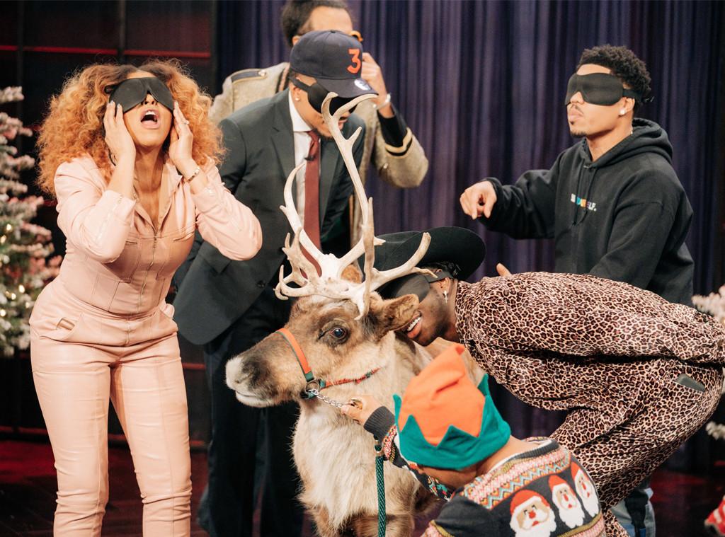 Late Late Show, Taraji P. Henson, Lil Nas X