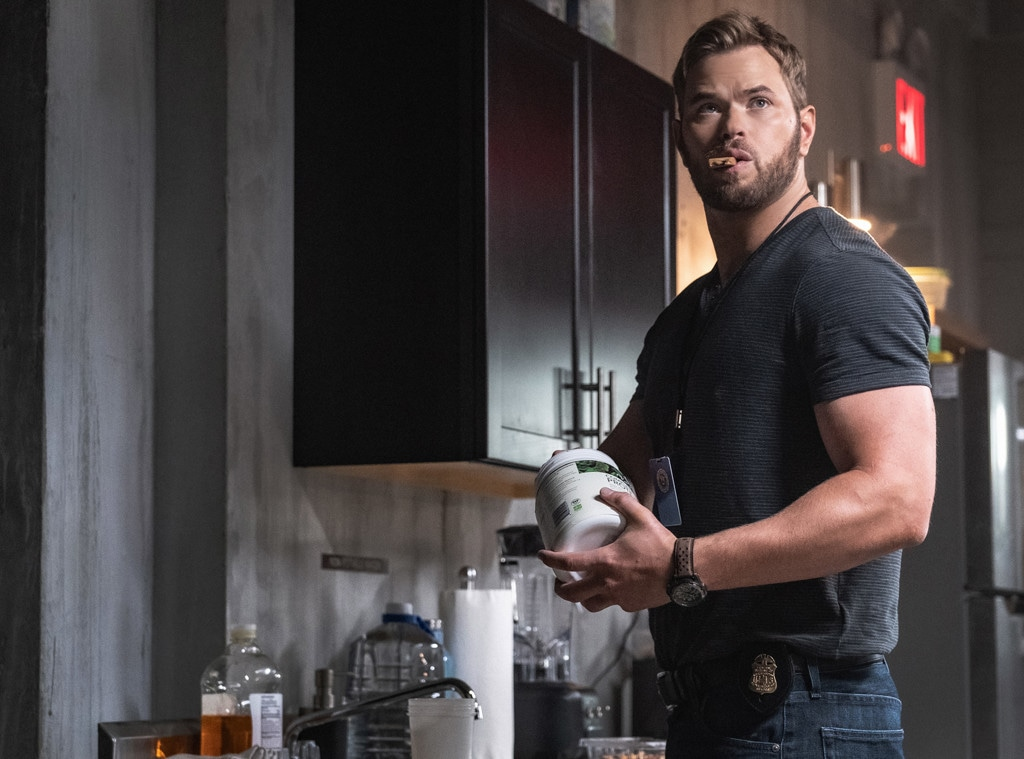 FBI: Most Wanted, Kellan Lutz