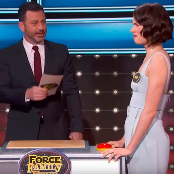See The Star Wars Cast Battle Each Other In Family Feud E Online