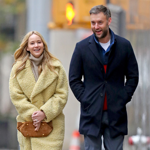 Inside Jennifer Lawrence's Happily Ever After With Husband Cooke Maroney