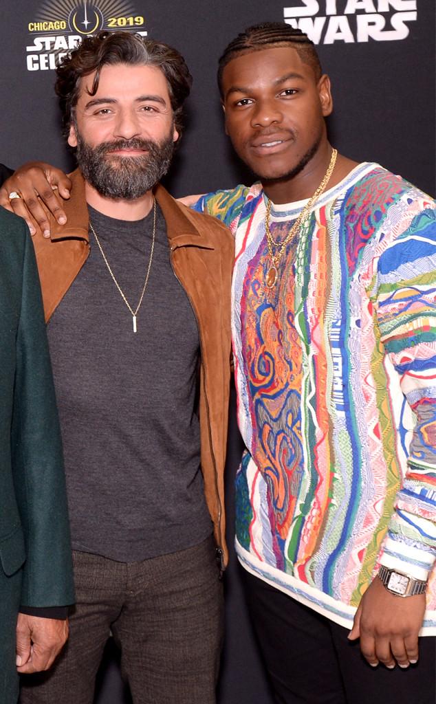 Oscar Isaac, John Boyega