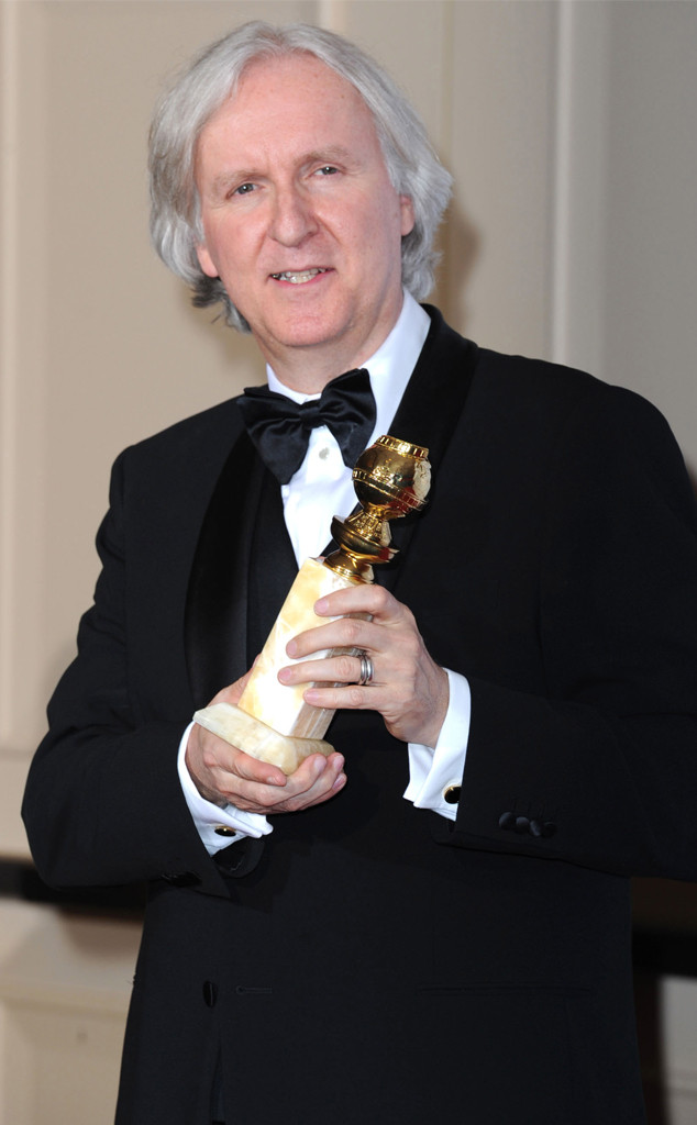 James Cameron, 2010 Golden Globes