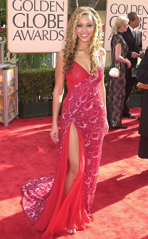 Beyonce Knowles, Golden Globe Awards, 2000