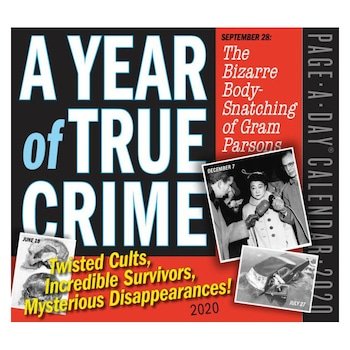 Ecomm: Gifts for True Crime Fans