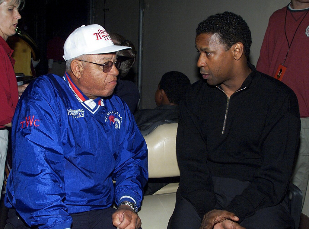 Denzel Washington, Coach Herman Boone