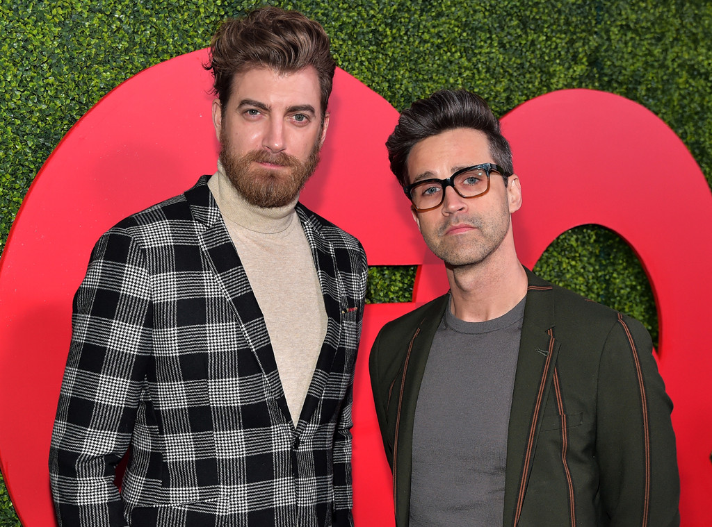 Rhett James McLaughlin, Link Neal, Rhett and Link