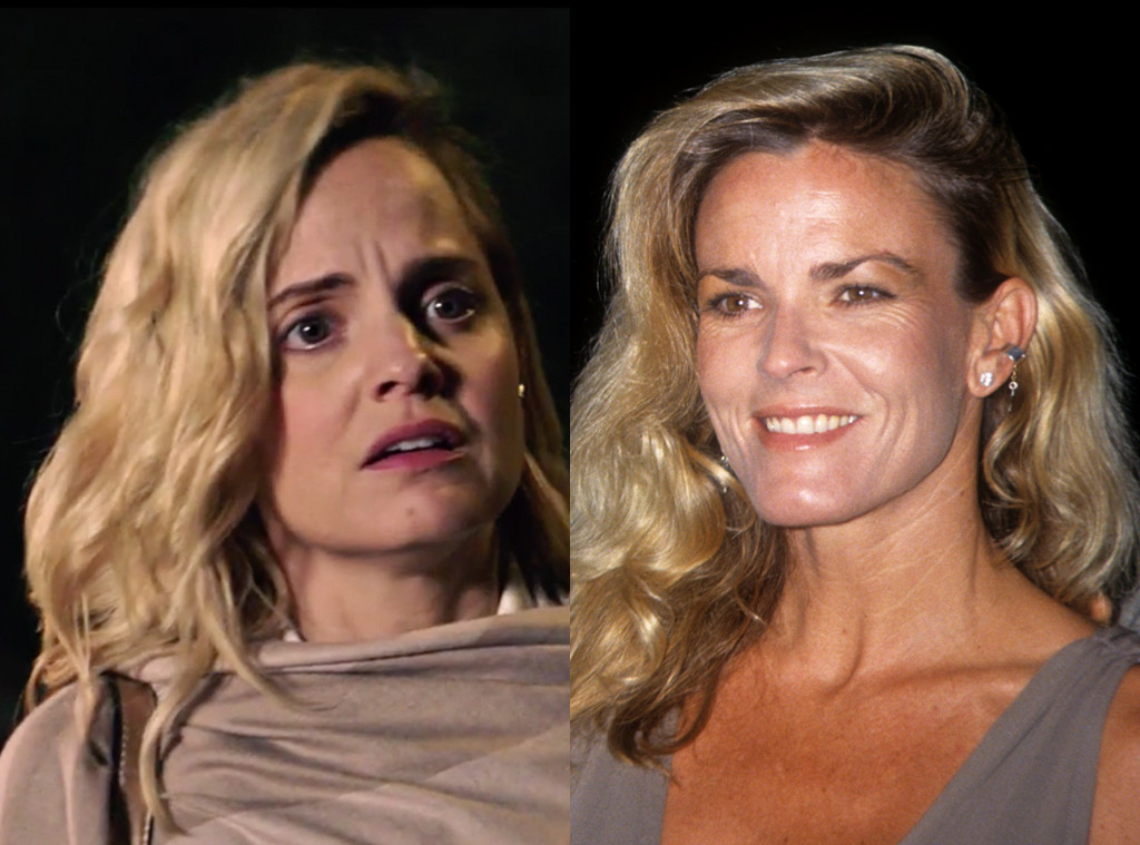 Mena Suvari, Nicole Brown Simpson