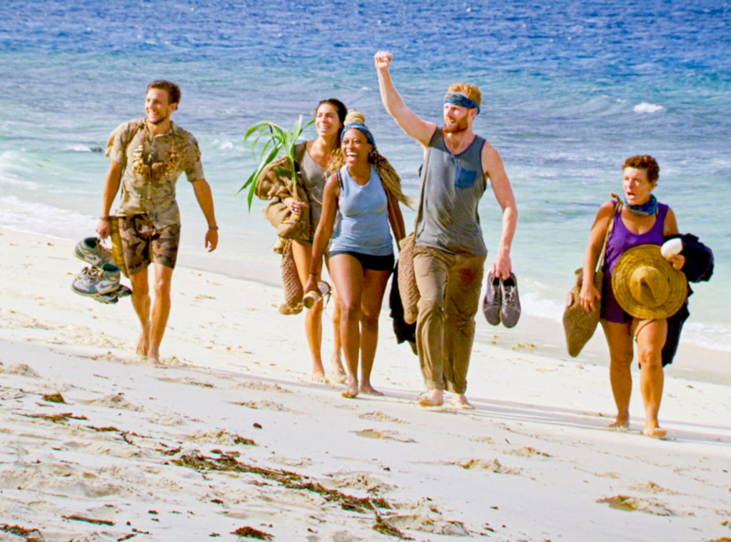 Survivor, Island of the Idols