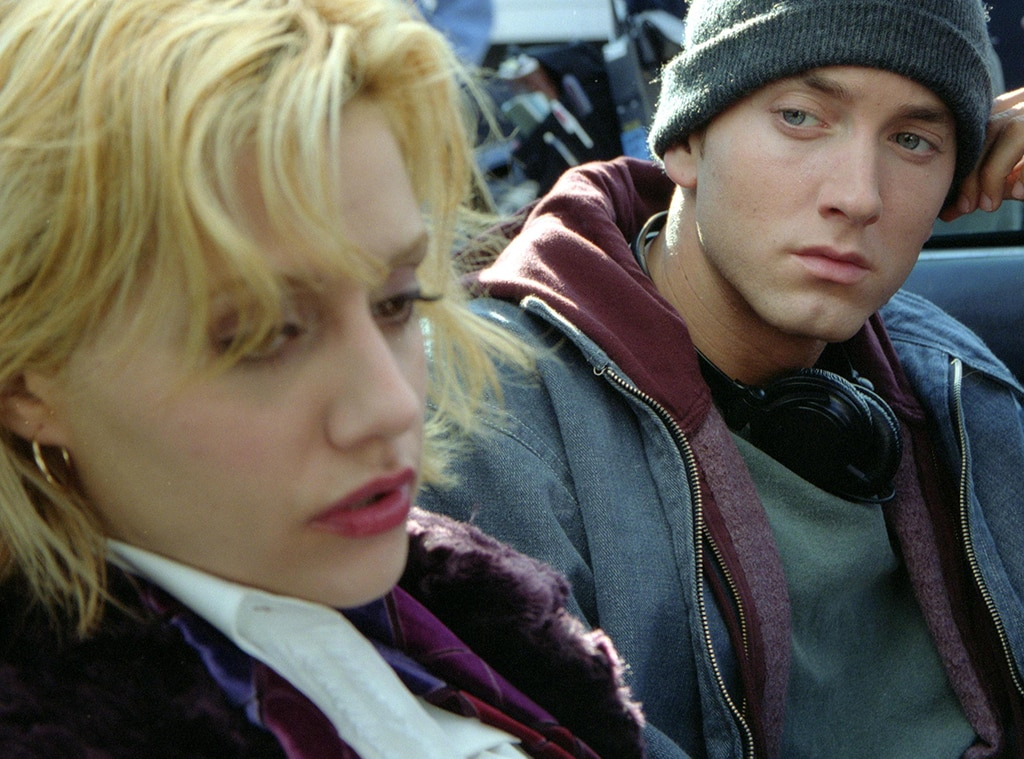 Brittany Murphy movies & life - 8 Mile - 2002