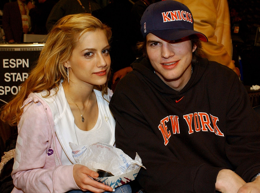 Brittany Murphy movies & life - Brittany Murphy, Ashton Kutcher