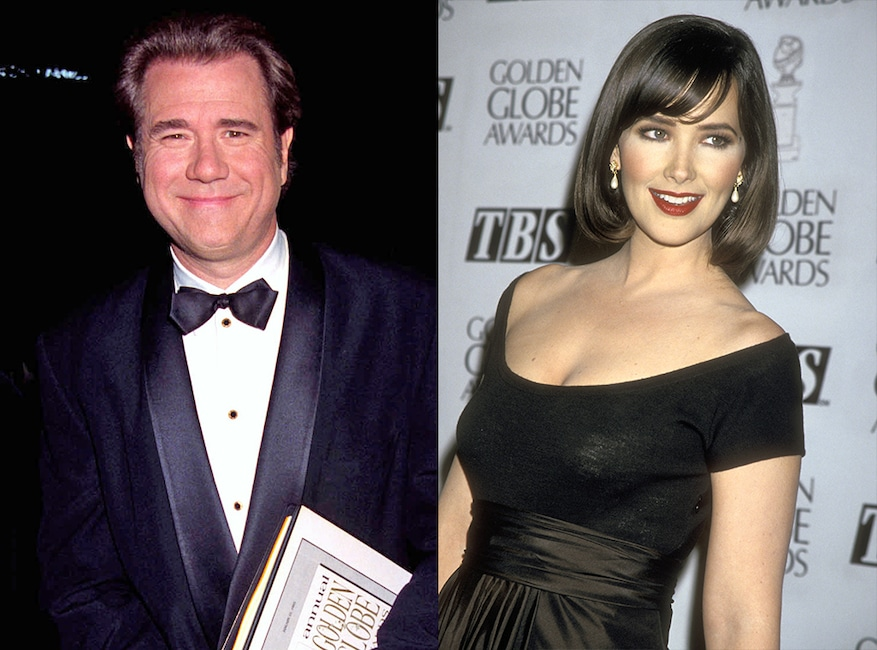 John Larroquette, Janine Turner, Golden Globes 1995