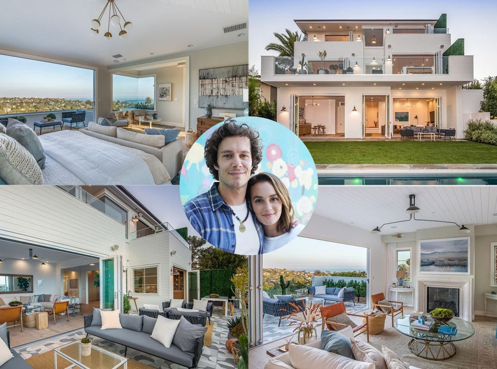 Adam Brody, Leighton Meester, Real Estate