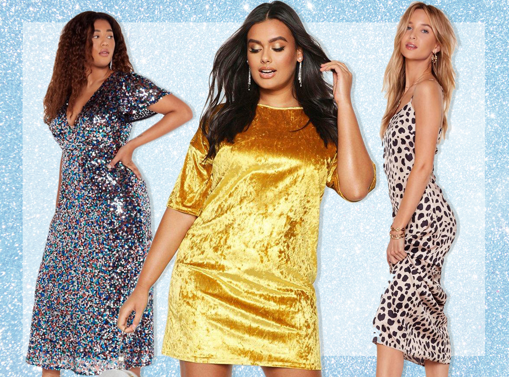 E-Comm: 15 Sexy NYE Dresses Under $50