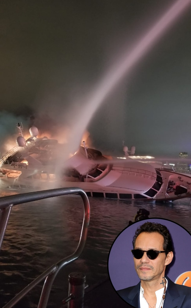 Marc Anthony, Boat
