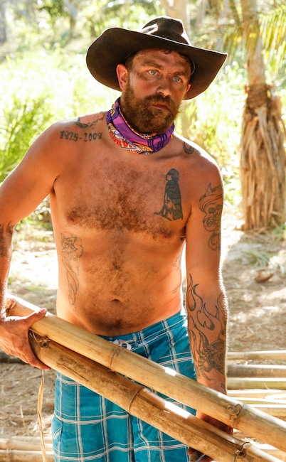 Survivor Season 40, Ben Driebergen
