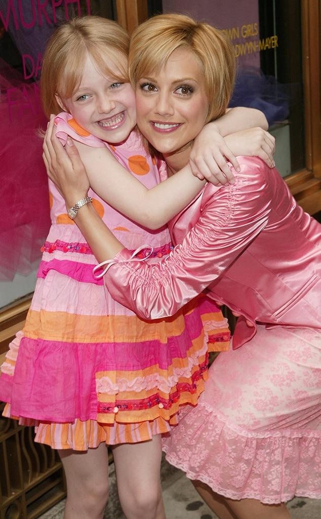 Brittany Murphy movies & life - Brittany Murphy, Dakota Fanning