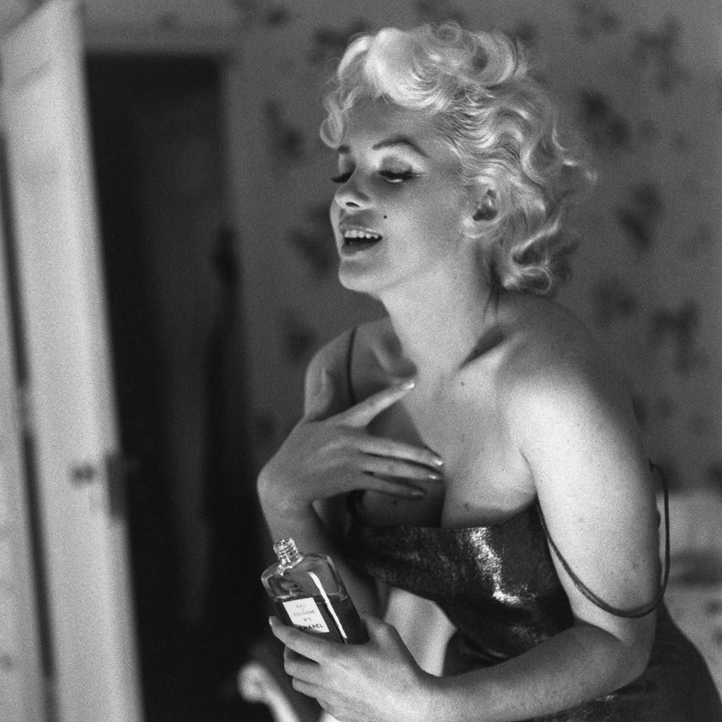 Marilyn Monroe, Perfumes