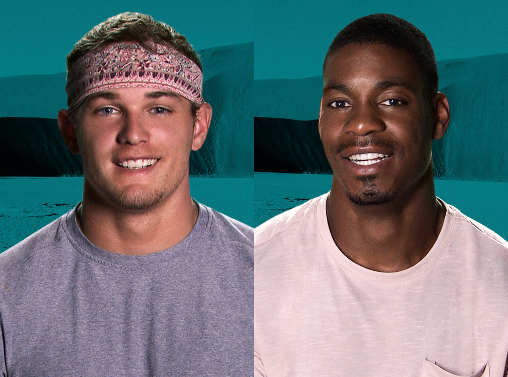 It's Leroy vs. Hunter on The Challenge: War of the Worlds in an Explosive Confrontation Over...Money?