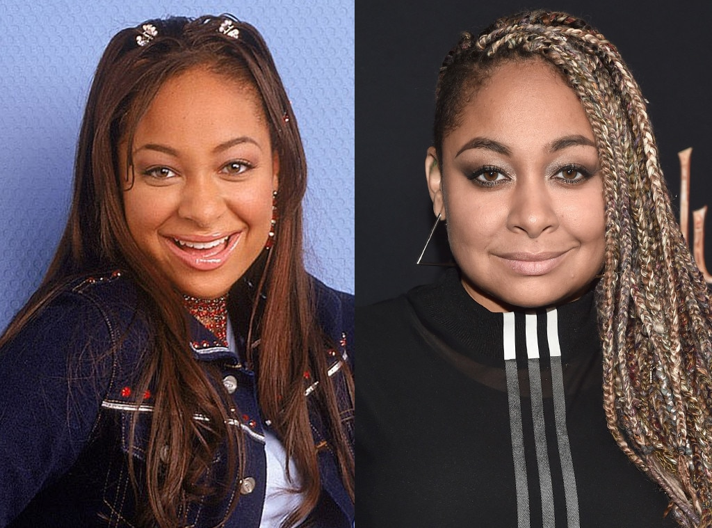 Raven-Symoné -  Since first appearing on the Disney Channel show in 2003, the actress has served as a co-host for  The View  and appeared on  Black-ish . Today, she continues to work hard on her Disney series  Raven's Home .